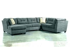 grey sectional sofa furniture astounding nailhead tufted reversible with trim large size of leather sofas