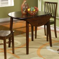 Expandable Round Dining Table By Skovby  Rounddiningtablesscom Small Round Folding Dining Table