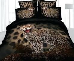 leopard print bedding leopard animal print bedding set queen size duvet cover bedspread bed in a leopard print bedding