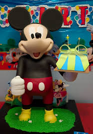 1 Year Old Mickey Mouse Cakes Tianipale25s Soup