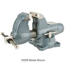 6 Inch 150mm Jaw Clamp Swivel Base Bench Vice Vise For Workbench Bench Vise 6