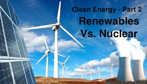 renewables vs nuclear do we need more nuclear power renewable  nuclear do we need more nuclear power