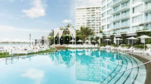 hotels in south beach mondrian south
