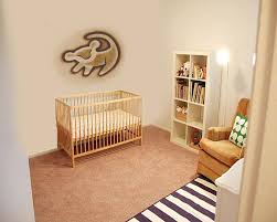 baby lion king nursery theme future babies room decor ideas with matching wall decal baby lion king