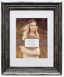 wall frame 11x14 mat to 8x10 pewter