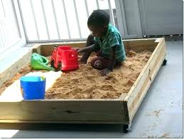 kidkraft backyard sandbox outdoor sandbox with canopy
