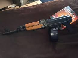 What s the best AK 47 type rifle that has wood furniture and is