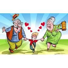 Znalezione obrazy dla zapytania dzien babci i dziadka