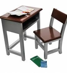 18 inch doll furniture modern school desk