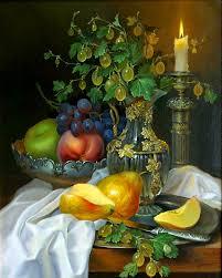 Crazy Painting Dimitri Volkov Painting Pesquisa Google Still Life Pinterest