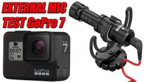 GoPro Hero 7 Black External Rode Mic Text   Microphone Adapter   Gopro,  Gopro hero, Gopro case