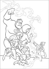 Incredibles Coloring Pages Pdf Coloring Pages Ideas Coloring