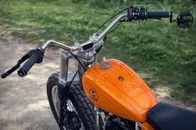 dael s rotax tracker the bike shed