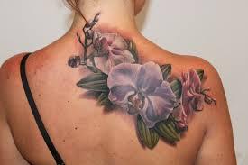53 карточки в коллекции татуировки с цветами на шее пользователя