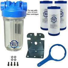 14900 KleenWater Premier Whole House Sediment Water Filter