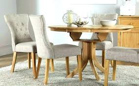 6 seater round glass dining table and chairs set india ikea fancy room winsome