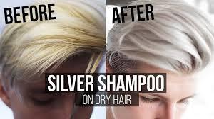 Shimmer Lights Shampoo Before And After Shimmer Lights Dry Hair Bigit Karikaturize Com
