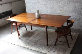 The Kitchen Table Dallas Square Dark Wood Kitchen Table Simple Dining Room Decoration