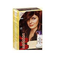 Koleston Foam Hair Color Chart Wella 4 6 Wellaton Permanent Foam Color Designed For Fine Hair Types