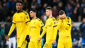 We win together and we lose together. Bvb Bei Borussia Dortmund Stehen In Der Winterpause Umbauarbeiten An Bvb 09
