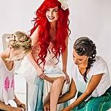 Small Picture Hipster Little Mermaid Wedding POPSUGAR Love Sex