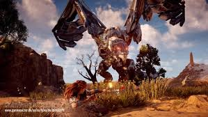 Image result for horizon zero dawn screenshot