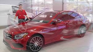 The w205 was preceded by the w204. The Designo Cardinal Red Metallic 2016 Mercedes Benz C Class C300 From Mercedes Benz Of Arrowhead Youtube