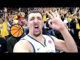 FAKE KLAY THOMPSON NBA FINALS PRANK ...