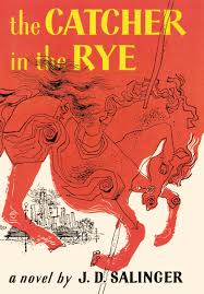 my favourite book is the catcher in the rye by j d salinger i ve loved this book since the first time i picked it up a few years ago during a summer
