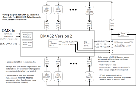 32 channel dmx led dimmer (version 2) dmx lighting wiring diagram wiring diagram is here