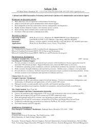 Information Technology Help Desk Resume Sample New Resume Sample