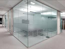 8 10 12mm frameless glass partitions