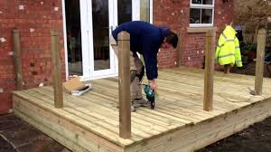 Raised Decking, Lincoln