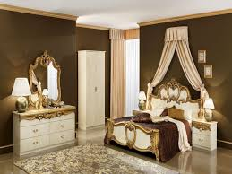 Good Charm White And Gold Bedroom Ideas