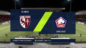⚽ Metz vs Lille ⚽ | Ligue 1 (09/04/2021)