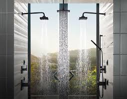 explore custom showers