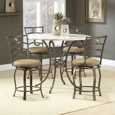 Hillsdale Brookside Counter Height Dining Table Boulevard Home