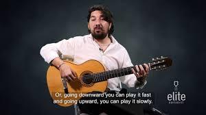 ELITE GUITARIST   Online Flamenco Guitar Lessons   Play Fast Picado  Flamenco Guitar with Antonio Rey   Elite Guitarist - Flamenco