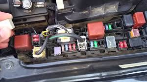 toyota corolla 99 03 ac clutch not engaging ac clutch relay not toyota corolla 99 03 ac clutch not engaging ac clutch relay not working location