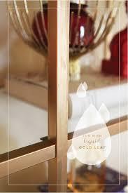 liquid gold leaf ikea hackpencil