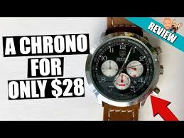 BENYAR <b>Men Watch</b> Chronograph <b>Fashion Sport Watch</b> Unboxing ...
