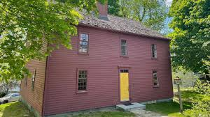 The oldest house in Worcester is now for sale