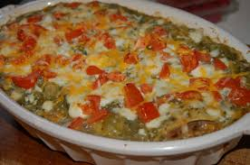 Reheat leftover ham covered in a 325°f oven (i usually add 1/2 cup or so of broth to keep it moist) until heated through. Shredded Pork Enchilada Casserole 3hungrymonkeys