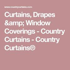 curtains ds window coverings country curtains