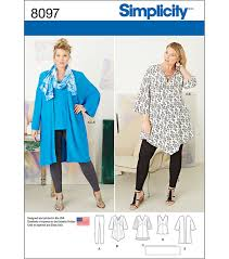 Plus Size Clothing Patterns