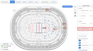 Pepsi Center Seating Chart Nuggets Colorado Avalanche Pepsi Center Seating Chart