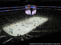 Ppg Paints Arena Pittsburgh Pa Seating Chart Ppg Paints Arena View From Upper Level 224 Vivid Seats