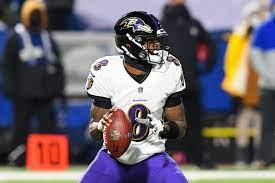Baltimore Ravens QB Lamar Jackson opens ...