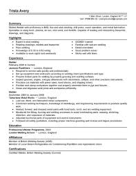 Welding Resume Examples Awesome Assignment Agreement Under Title Iv