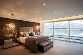 Image of: Cozy Bedroom Lighting